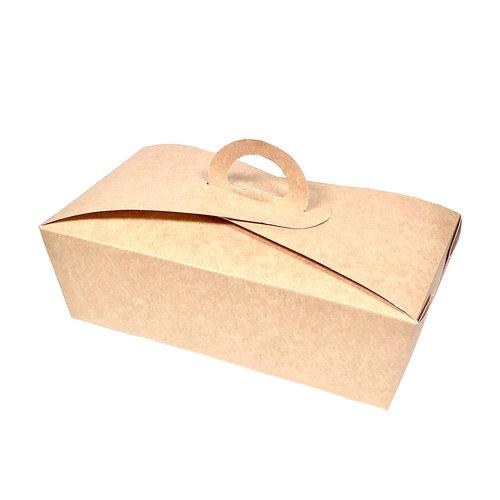 Caixa para Menu Grande Com Asa 1500ml - Cx. completa 140 unidades