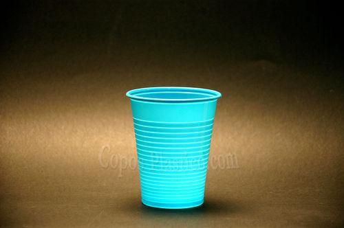 COPO DESCARTÁVEL  200 ml. PP 100 Unidades Azul