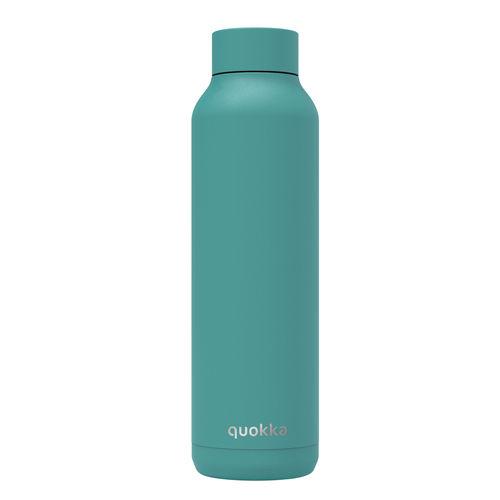 Garrafa em Inox Azul Turquesa 630ml - 1 unidade